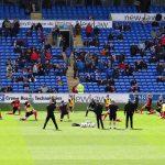 Cardiff City Warm Up