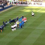 White Hart Lane Before Kick Offf